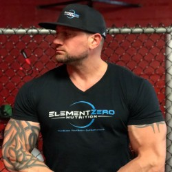 ElementZero Flex Fit Hat (Black)